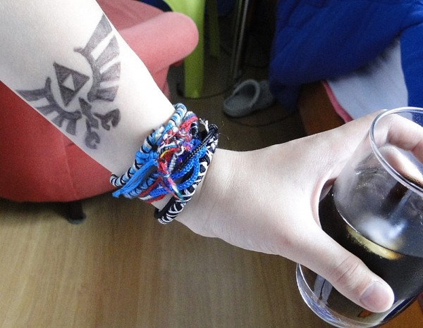 Tatuagens de The Legend Of Zelda (43)