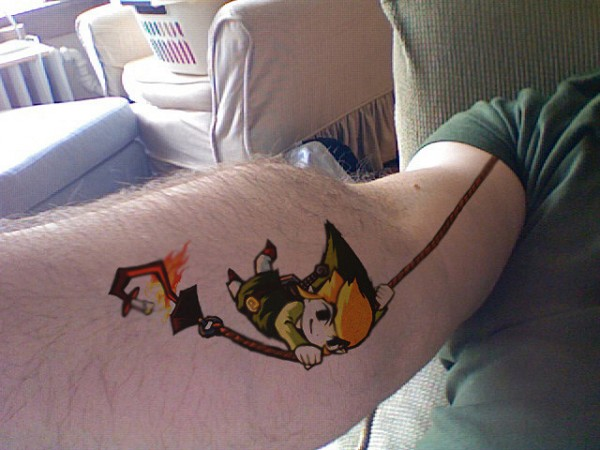 Tatuagens de The Legend Of Zelda (38)