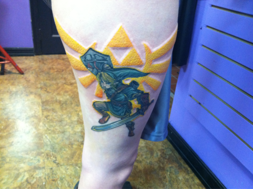 Tatuagens de The Legend Of Zelda (33)