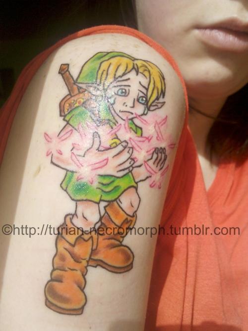 Tatuagens de The Legend Of Zelda (31)