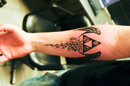 Tatuagens de The Legend Of Zelda (28)