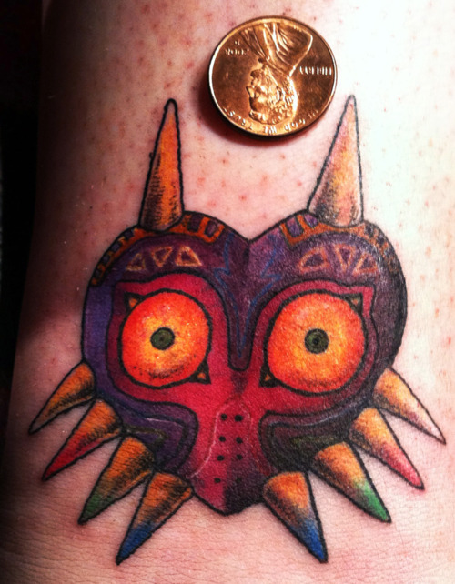 Tatuagens de The Legend Of Zelda (22)