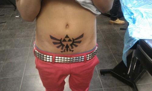 Tatuagens de The Legend Of Zelda (21)