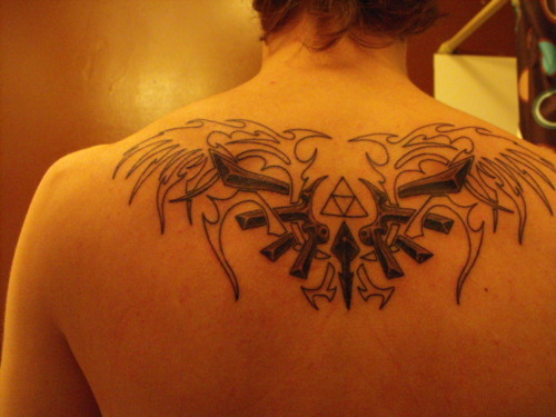 Tatuagens de The Legend Of Zelda (20)