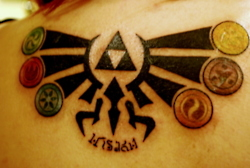 Tatuagens de The Legend Of Zelda (11)