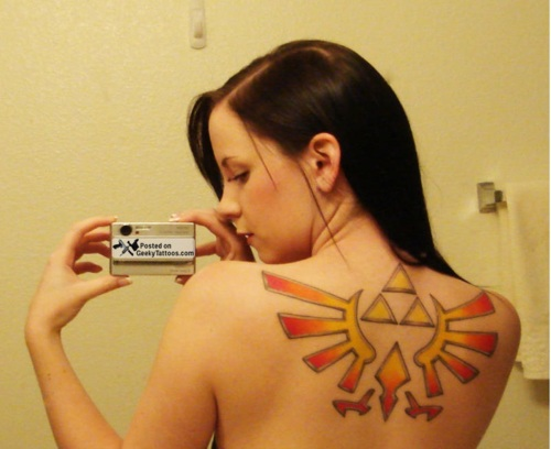 Tatuagens de The Legend Of Zelda (9)