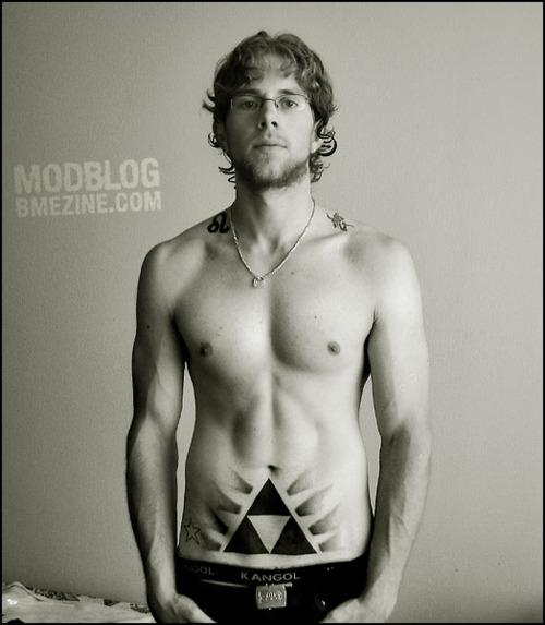 Tatuagens de The Legend Of Zelda (4)