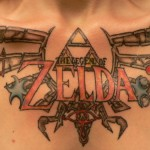 49 Tatuagens de The Legend Of Zelda