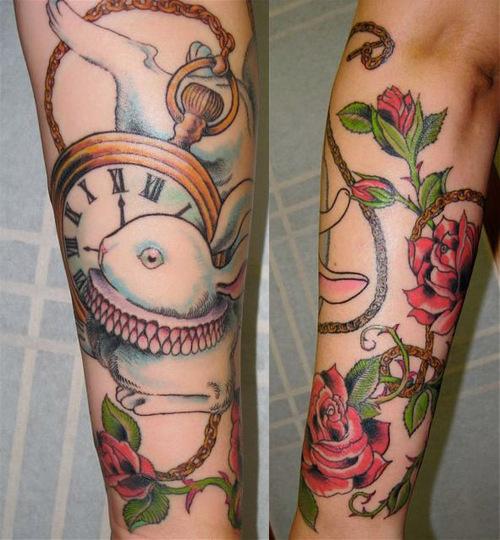 Tatuagens de Coelhos (45)