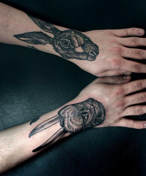Tatuagens de Coelhos (44)