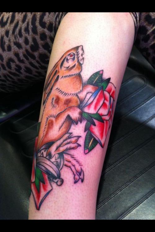 Tatuagens de Coelhos (34)