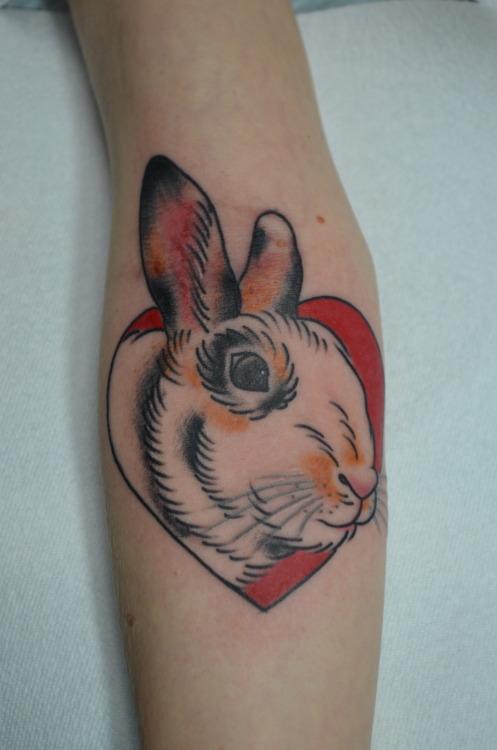 Tatuagens de Coelhos (33)