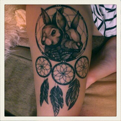 Tatuagens de Coelhos (29)