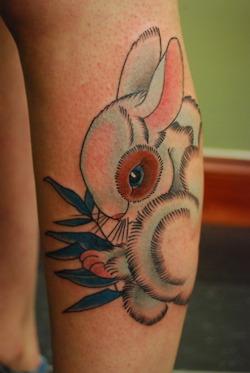 Tatuagens de Coelhos (27)