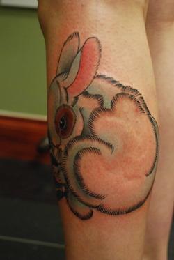 Tatuagens de Coelhos (26)