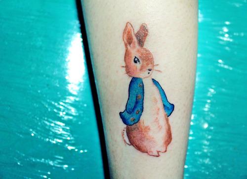 Tatuagens de Coelhos (18)
