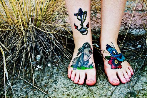 Tatuagens de Coelhos (16)