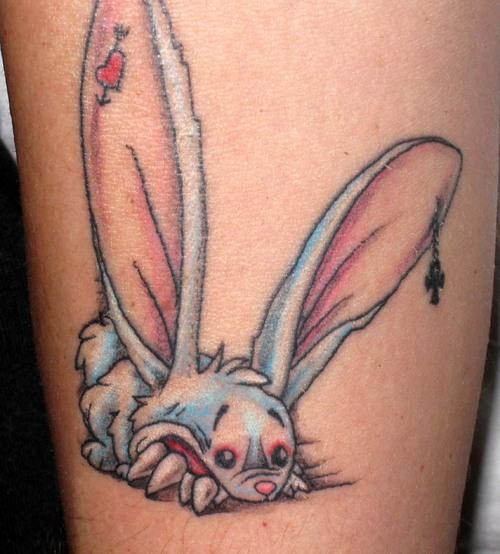 Tatuagens de Coelhos (12)