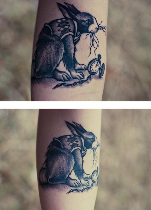 Tatuagens de Coelhos (10)