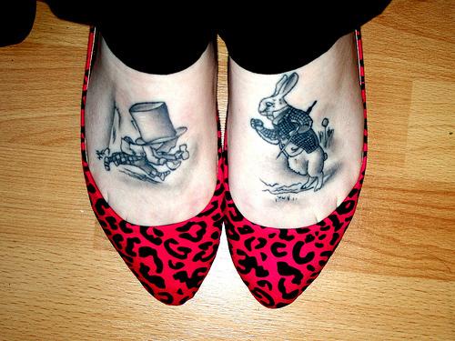 Tatuagens de Coelhos (9)