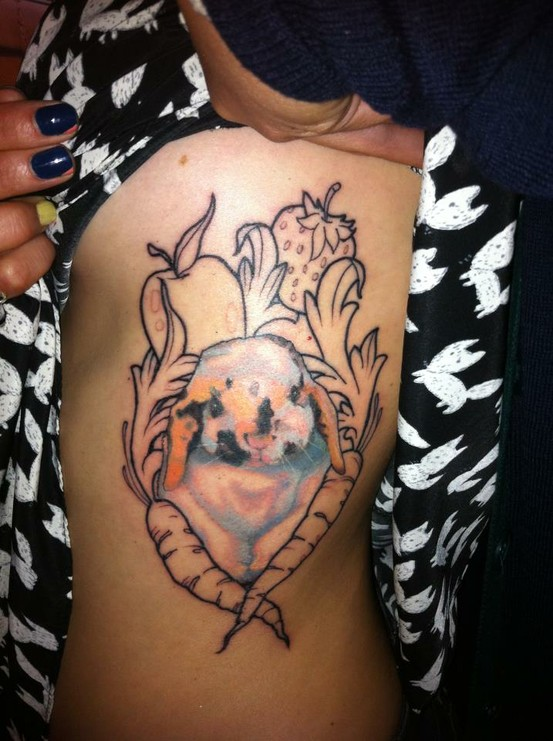 Tatuagens de Coelhos (5)