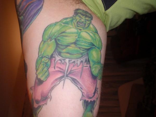 Tatuagens do Incrível hulk (56)