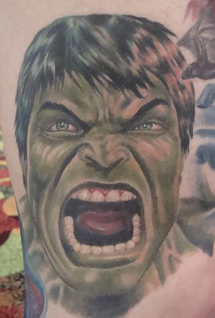 Tatuagens do Incrível hulk (54)