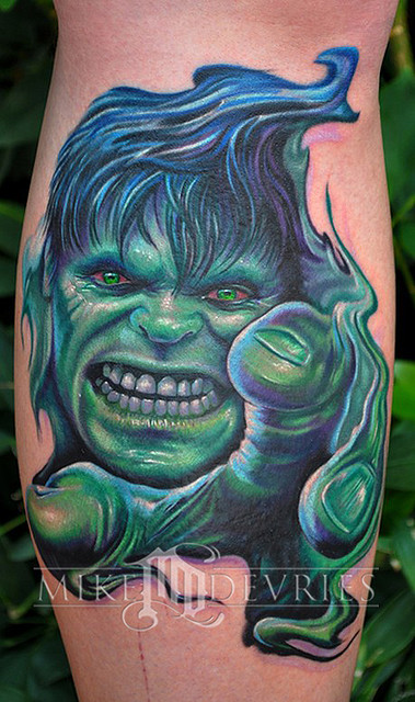 Tatuagens do Incrível hulk (49)