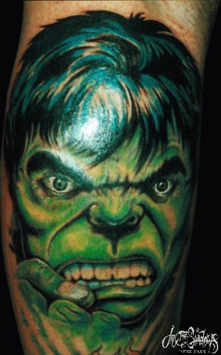 Tatuagens do Incrível hulk (46)