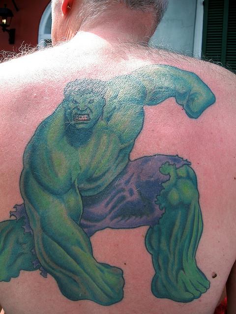 Tatuagens do Incrível hulk (43)