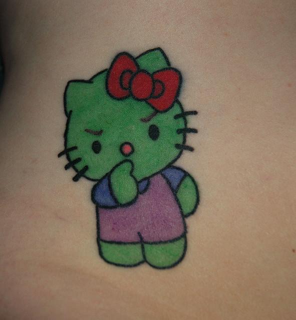 Tatuagens do Incrível hulk (42)