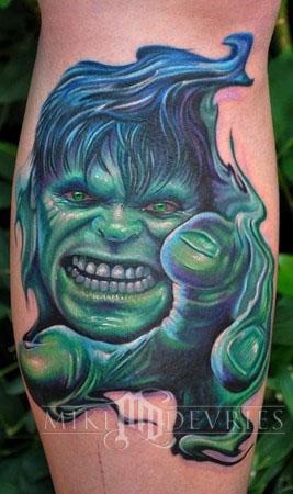 Tatuagens do Incrível hulk (37)