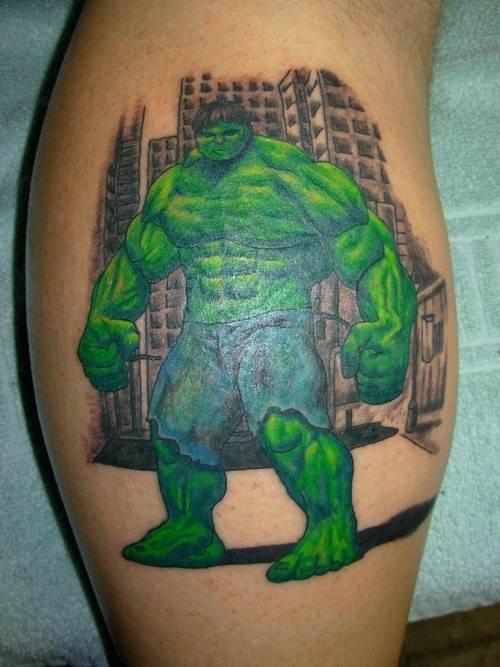 Tatuagens do Incrível hulk (35)