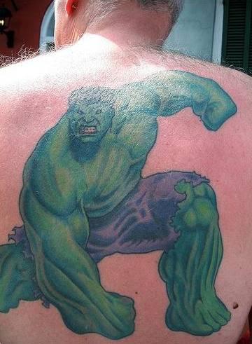 Tatuagens do Incrível hulk (34)
