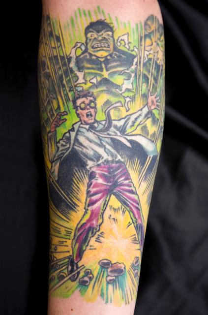 Tatuagens do Incrível hulk (29)