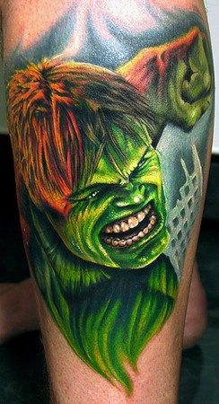 Tatuagens do Incrível hulk (28)