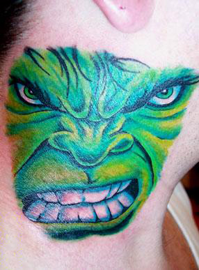 Tatuagens do Incrível hulk (23)