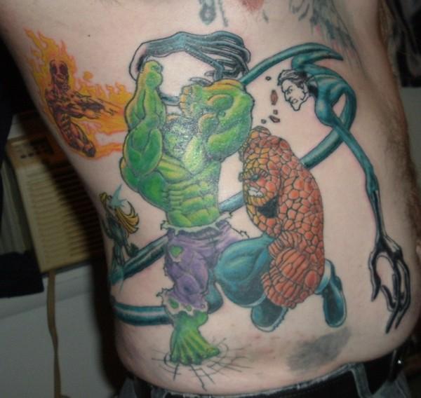 Tatuagens do Incrível hulk (22)