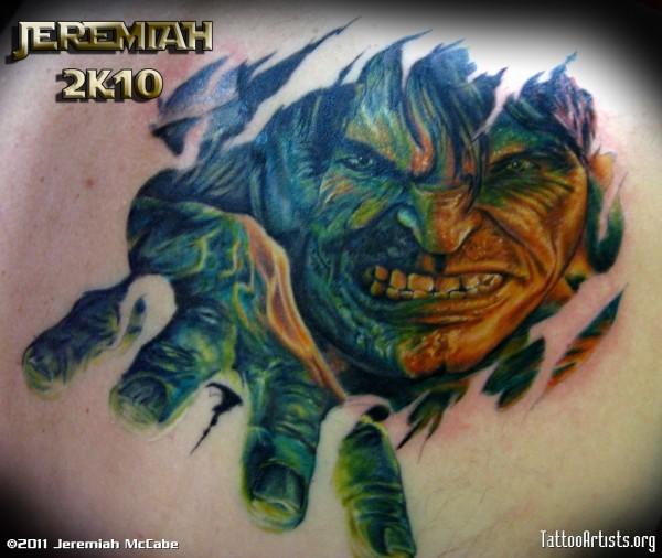 Tatuagens do Incrível hulk (21)