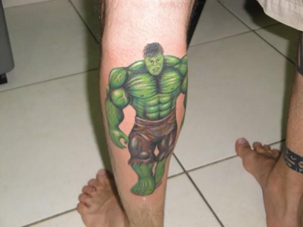 Tatuagens do Incrível hulk (20)
