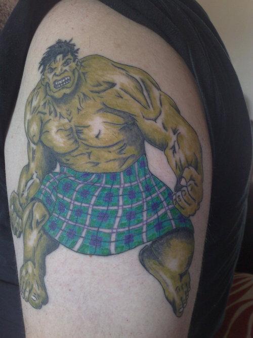Tatuagens do Incrível hulk (19)