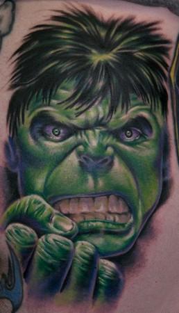 Tatuagens do Incrível hulk (17)