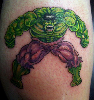 Tatuagens do Incrível hulk (15)