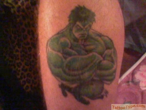 Tatuagens do Incrível hulk (14)