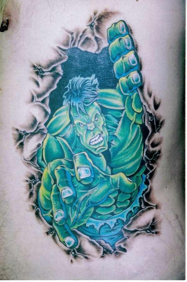 Tatuagens do Incrível hulk (12)