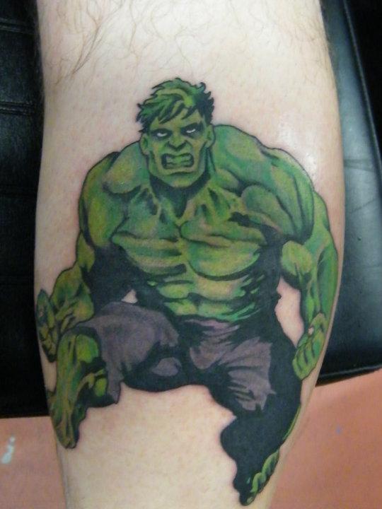 Tatuagens do Incrível hulk (11)