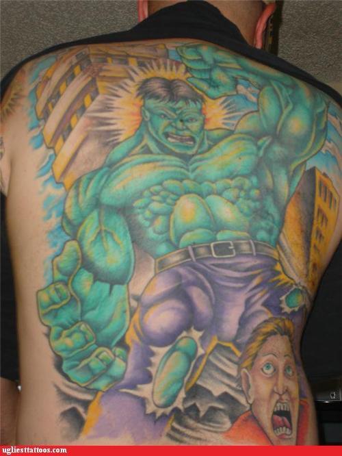 Tatuagens do Incrível hulk (5)