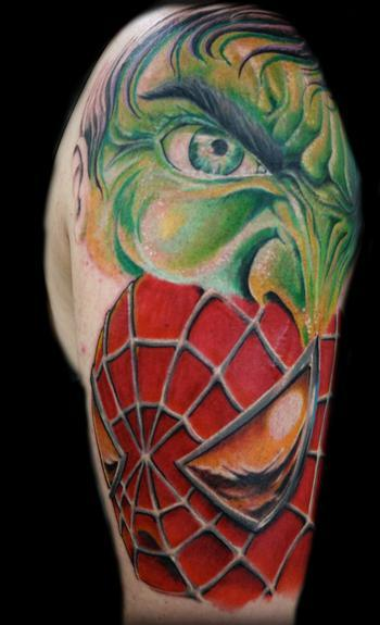 Tatuagens do Incrível hulk (4)