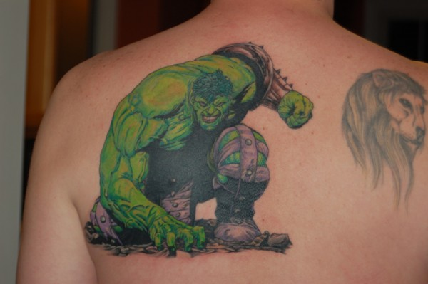 Tatuagens do Incrível hulk (3)
