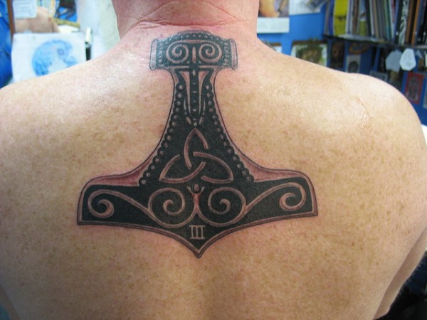 Tatuagens do martelo do Thor (12)